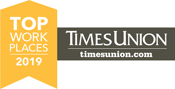 Times Union Top Workplace Logo