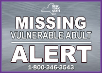 Nys Missing Adult Alert